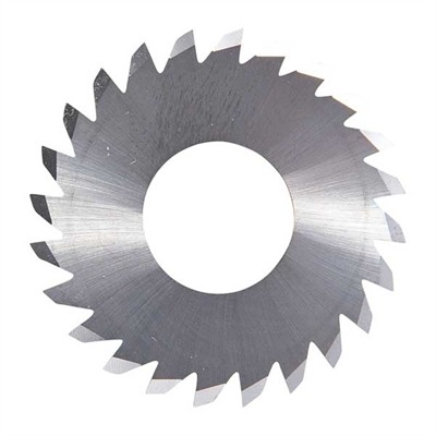 Egw Carbide Slitting Saw - 60° Slitting Saw