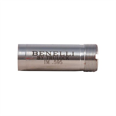 Benelli U.S.A. 20ga Mobilchoke Choke Tubes - Choke Tube, 3g, Flush, Improved Modified, Black
