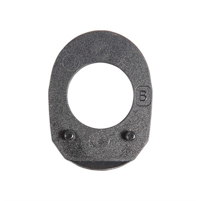 R1 55 Drop Change Shim Black Plastic
