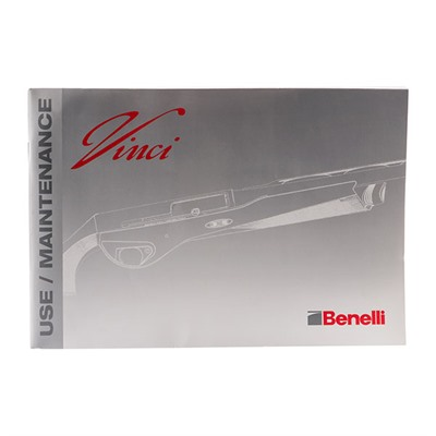 Benelli U.S.A. Vinci/Super Vinci Owner's Manual