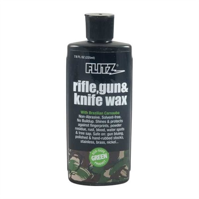 Rifle, Gun & Knife Wax - Flitz Rifle, Gun & Knife Wax