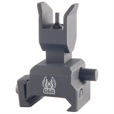 Gg&G Ar-15  Flip-Up Backup Forearm Front Sight - 1.8