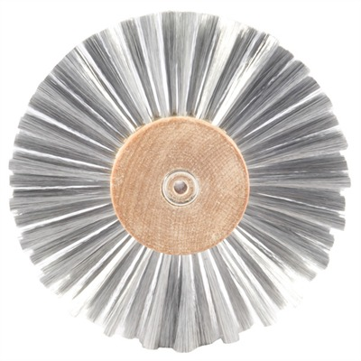 "0025"" Stainless Steel Brushing Wheels 4 Row Discount"