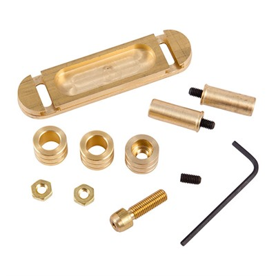 Image of 100 Straight Products Adjustable Plate Hardware Kit