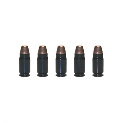 Genco Centerfire Handgun Dummy Rounds - 357 Sig Dummies 5/Box