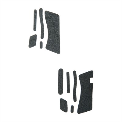 Semi-Auto Decal Grip - Rubber Decal Grip Fits Std Frame Glock® 17/18/22/24/31/34/35