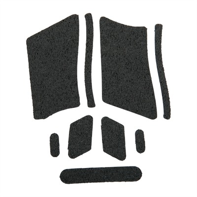 Semi-Auto - Rubber Decal Grip Fits Finger Groove For Glock® 20/21
