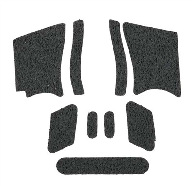Semi-Auto - Rubber Decal Grip Fits Finger Groove For Glock® 26/27/28/33
