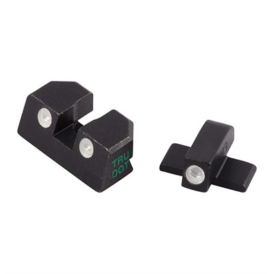 Sig Sauer Tru-Dot® Tritium Night Sight Sets - Sig P229, 239 (Fixed Green/Orange)