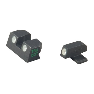 Sig Sauer Tru-Dot® Tritium Night Sight Sets - Sig P229 .40 Cal, 239 (Fixed Green/Yellow)