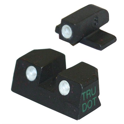 Tru-dot~ Day / night Sights Springfield Xd (fxd.full Size) : Handgun Parts by Meprolight for Gun & Rifle