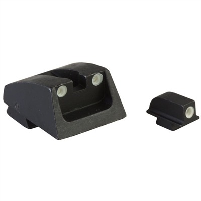 Meprolight Para Ordnance Lda Tru-Dot Tritium Night Sight Set - Tritium Night Sight