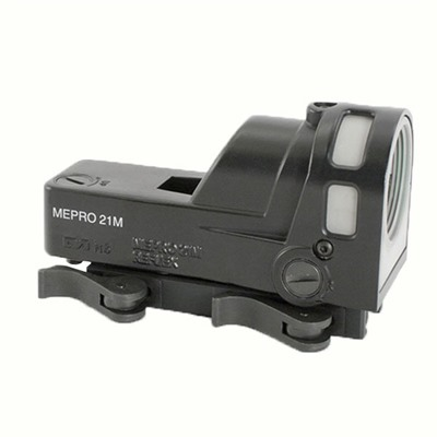 Mepro-21reflex Sights - Mepro-21 Reflex Sight With Dust Cover - Bullseye