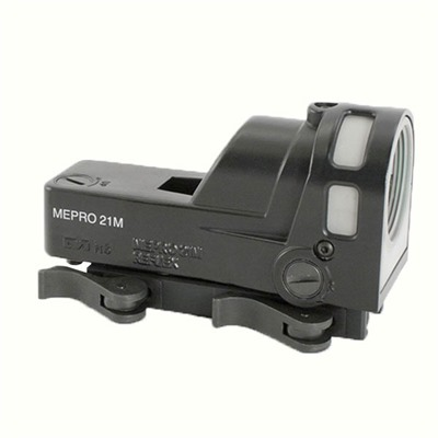 Meprolight Mepro-21reflex Sights - Mepro-21 Reflex Sight With Dust Cover - 4.3 Moa