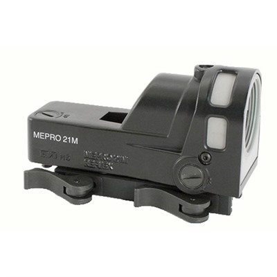 Mepro-21reflex Sights - Mepro-21 Reflex Sight With Dust Cover - Triangle