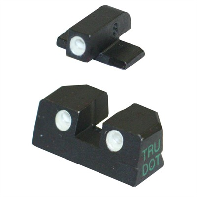 Meprolight Sig Sauer Tru-Dot Tritium Night Sight Sets - Sig P220, 225, 226, 228, 239 (Dovetail)