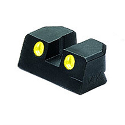 Meprolight Sig Rear Tru-Dot Night Sights - Sig 9mm/357sig Y Rear Sight Td