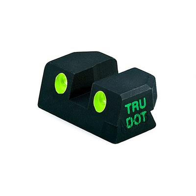 Meprolight Sig Rear Tru-Dot Night Sights - Sig P238 G Rear Sight Td