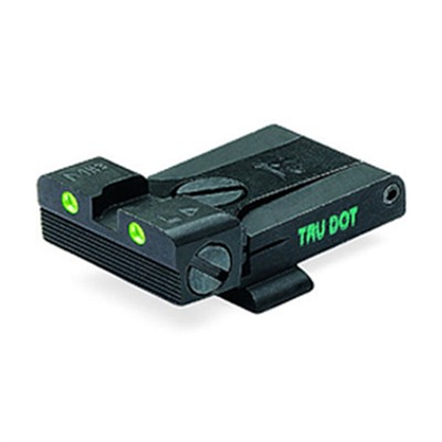Meprolight Sig Rear Tru-Dot Night Sights - Sig Adj. Rear Td