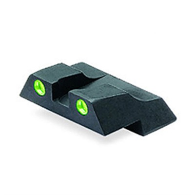 Meprolight Rear Tru-Dot Night Sights For Glock - Glock G26, G27 G Rear Sight Td