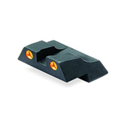 Meprolight Rear Tru-Dot Night Sights For Glock - Glock G26, G27 O Rear Sight Td