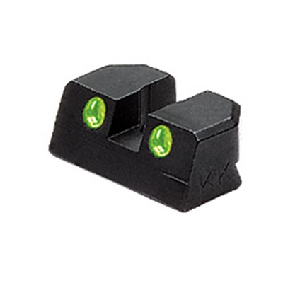 Bersa Rear Tru-Dot Night Sights