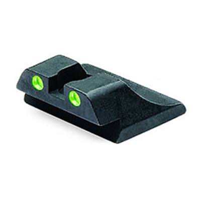 Meprolight Ruger Rear Tru-Dot Night Sights - Ruger P89 Rear Sight Td