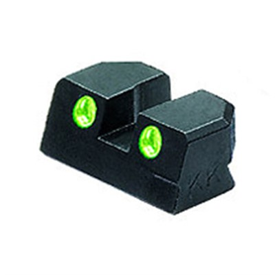 Springfield Rear Tru-Dot Night Sights