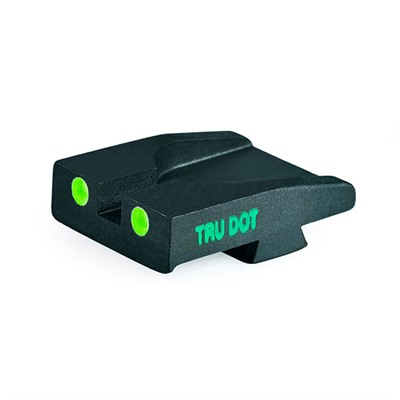 Springfield Rear Tru-Dot Night Sights - Springfield Xdm And Xds Rear Sight Td