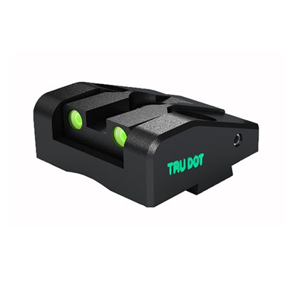 Meprolight Springfield Rear Tru-Dot Night Sights - Springfield Ad-Com Xd Sub-Comp Rear Sight Td
