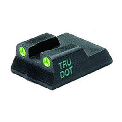 Meprolight H&K Rear Tru-Dot Night Sights - Hk P7m8 & M10 Rear Sight Td