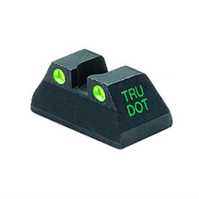 Meprolight H&K Rear Tru-Dot Night Sights - Hk Usp Full Size 40/45acp G Rear Sight Td