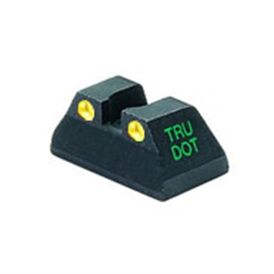 Meprolight H&K Rear Tru-Dot Night Sights - Hk Usp Full Size 40/45acp Y Rear Sight Td