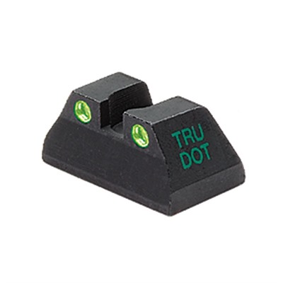 Meprolight H&K Rear Tru-Dot Night Sights - Hk Usp Compact G Rear Sight Td