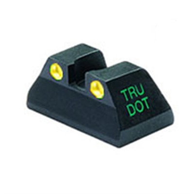 Meprolight H&K Rear Tru-Dot Night Sights - Hk Usp Compact Y Rear Sight Td