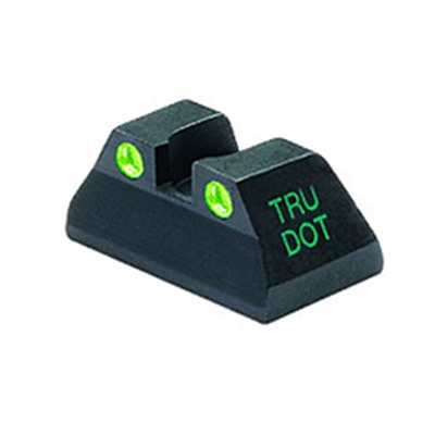 Meprolight H&K Rear Tru-Dot Night Sights - Hk P2000, P2000 Sk Rear Sight Td