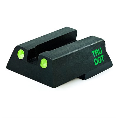 Meprolight H&K Rear Tru-Dot Night Sights - Hk45, 45c, P30 Rear Sight Td