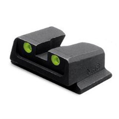 S&W Rear Tru-Dot Night Sights - S&W M&P Full Size/Compact/Sub-Comp Rear Td