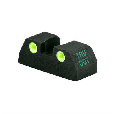 Meprolight Kahr Rear Tru-Dot Night Sights - Kahr K, P, Mk, Pm 9/40/45 Pst-Nov-04 Rear Sight