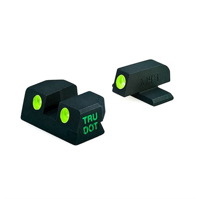 Meprolight Sig Sauer Tru-Dot Tritium Night Sight Sets - Sig P238 G/G Fixed Set Td