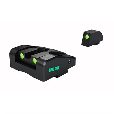 Xd Tru-Dot~ Adjustable Tritium Night Sight Sets