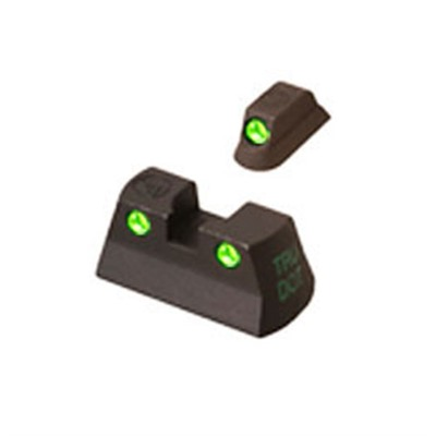 Meprolight Cz Tru-Dot Tritium Night Sight Sets - Cz 75, 85, Sp01 Fixed Set Td