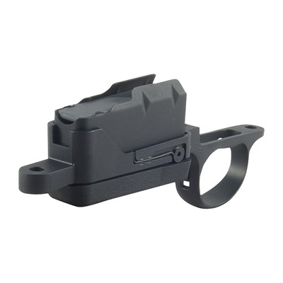 H-S Precision 700 Short Action 308 Detachable Bottom Metals - Short Action Magazine 308