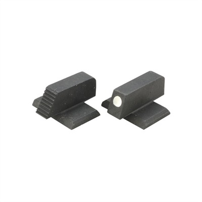 """Ramp Dovetail Front Sights - .175"""" Black Ramp Front Sight"""