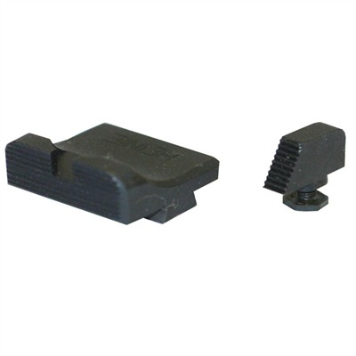 Heinie Slantpro Sight Set For Glock - Sight Set, Combo For Glock