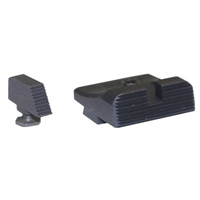 Heinie Slantpro Sight Sets For Glock - Semi-Auto Slantpro Sights Fit Glock (All Exc. G36)