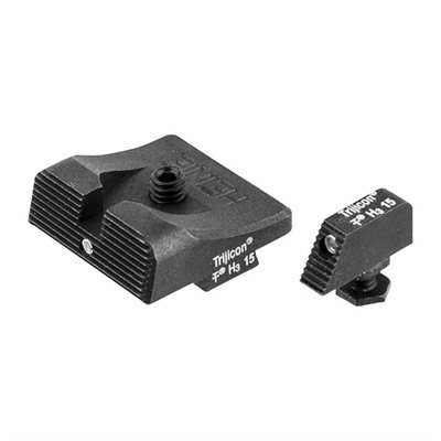 Heinie Slantpro Tritium Night Sight Sets  For Glock - Slantpro Sight Set For Glock