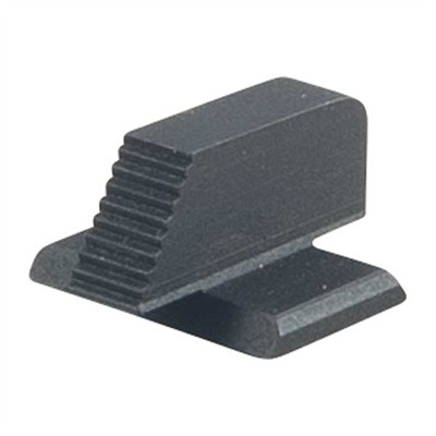 """Ramp Dovetail Front Sights - .200"""" Black Ramp Front Sight"""