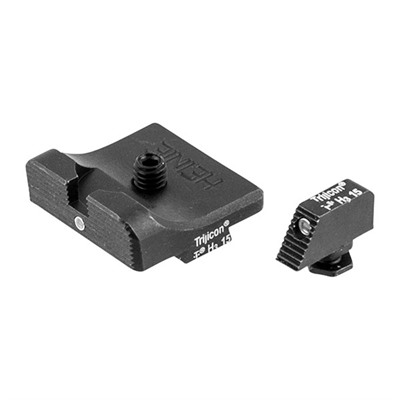Heinie Slantpro Tritium Night Sight Sets  For Glock - Straight Eight Sight Set For Glock