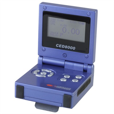 Ced8000 Shot Activated Timer